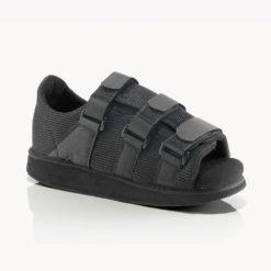 verbandschoen open-model wonden voet